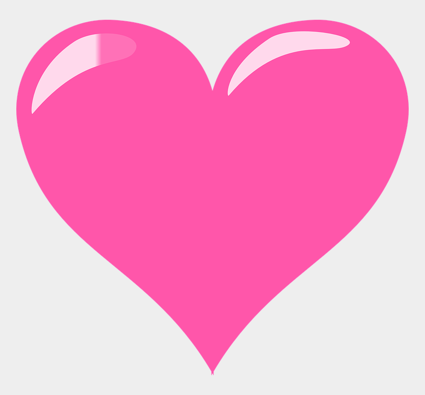 breast cancer clip art, Cartoons - Alternative Breast Cancer Screening Tests For Natural - Pink Valentines Day Hearts