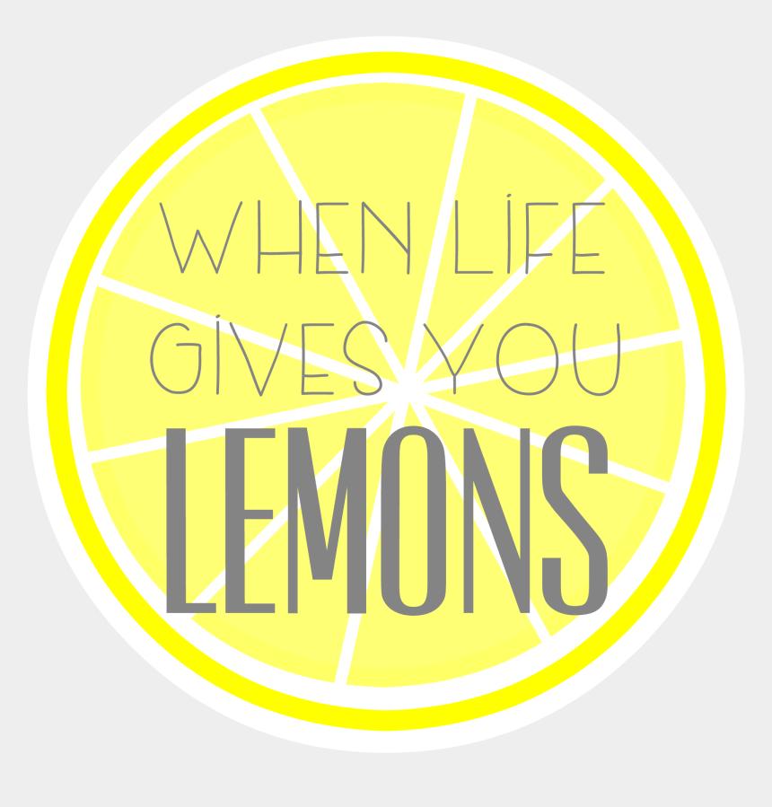 lemon clip art, Cartoons - Lemon Clipart Girl - Life Gives You Lemons Cute