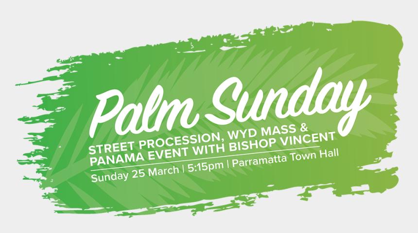 palm sunday clip art, Cartoons - Palm Sunday Png - Graphic Design