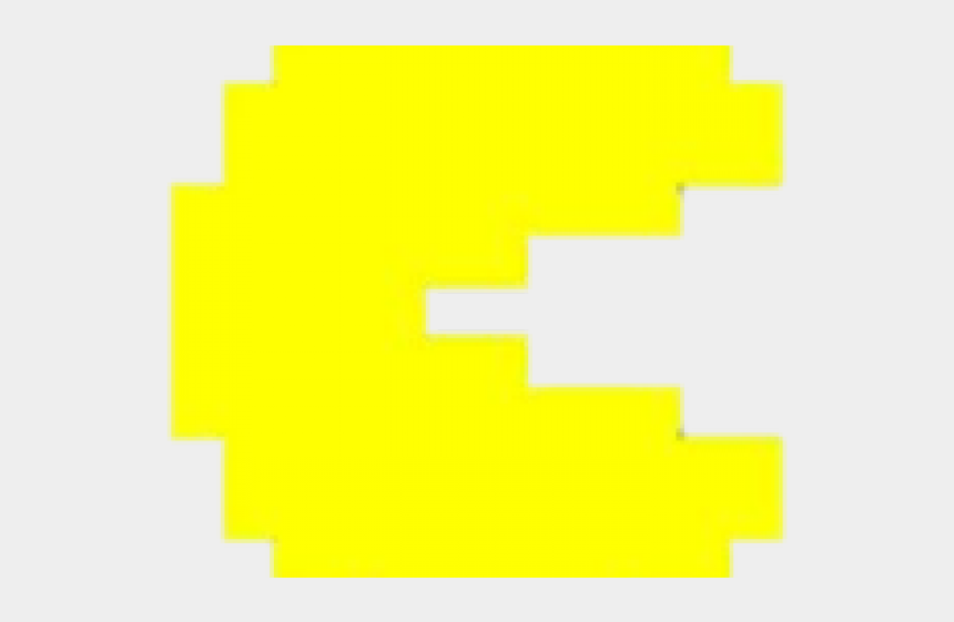 pac man clipart, Cartoons - 8 Bit Clipart Pac Man - Pac Man 8 Bit Png