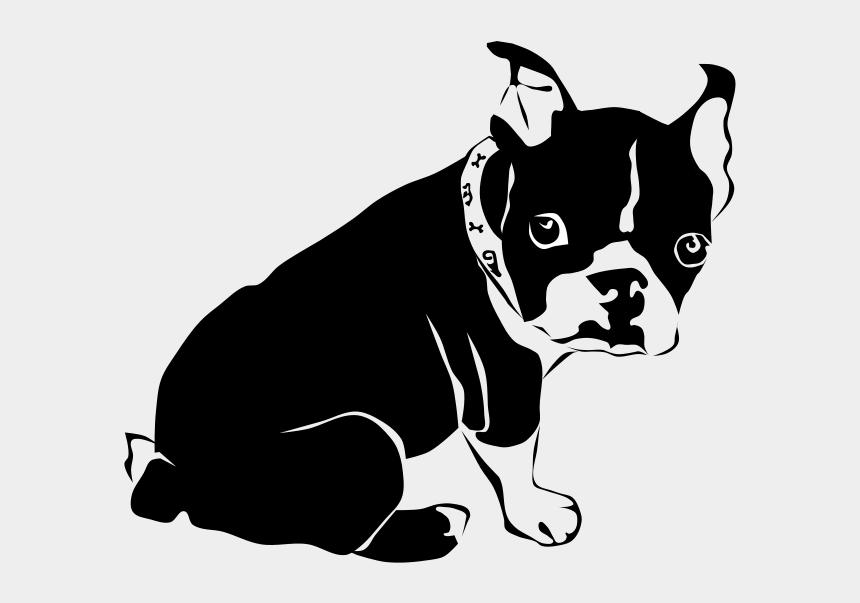 bulldogs clipart, Cartoons - Drawing Bulldogs Boston Terrier - French Bulldog Svg Free