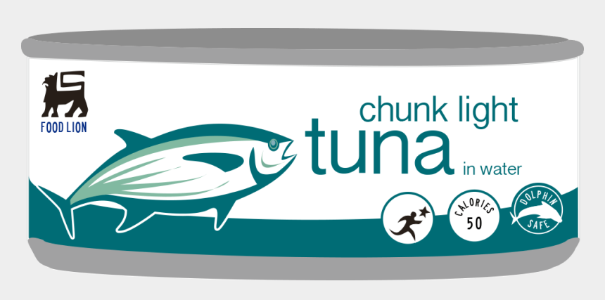 cans clipart, Cartoons - Tuna Clipart Canned Tuna - Food Lion Canned Tuna