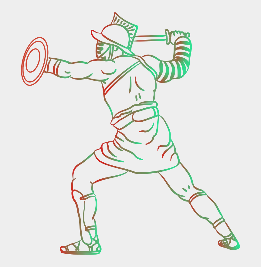 rome clipart, Cartoons - Rome Clipart Gladiator - Gladiators Ancient Rome Drawings