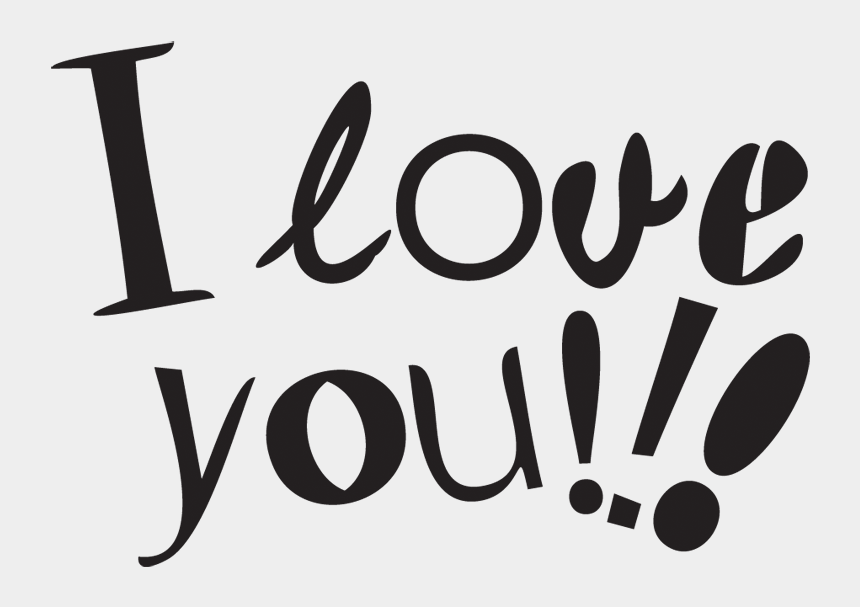 we love you clipart, Cartoons - I Love You Baby Png - Boyfriend Love Messages For Him