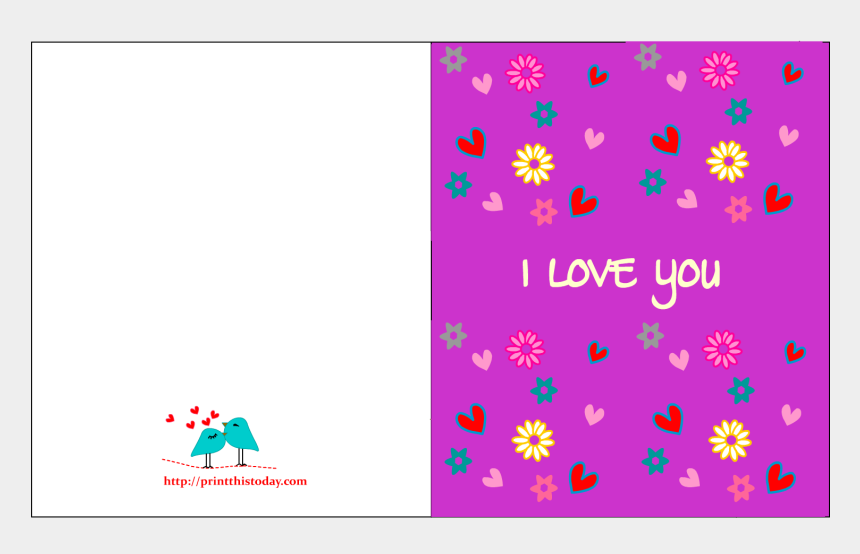 graphic about Printable I Love You Cards identified as I Appreciate On your own Card For Him - Take pleasure in Oneself Printable Playing cards, Cliparts