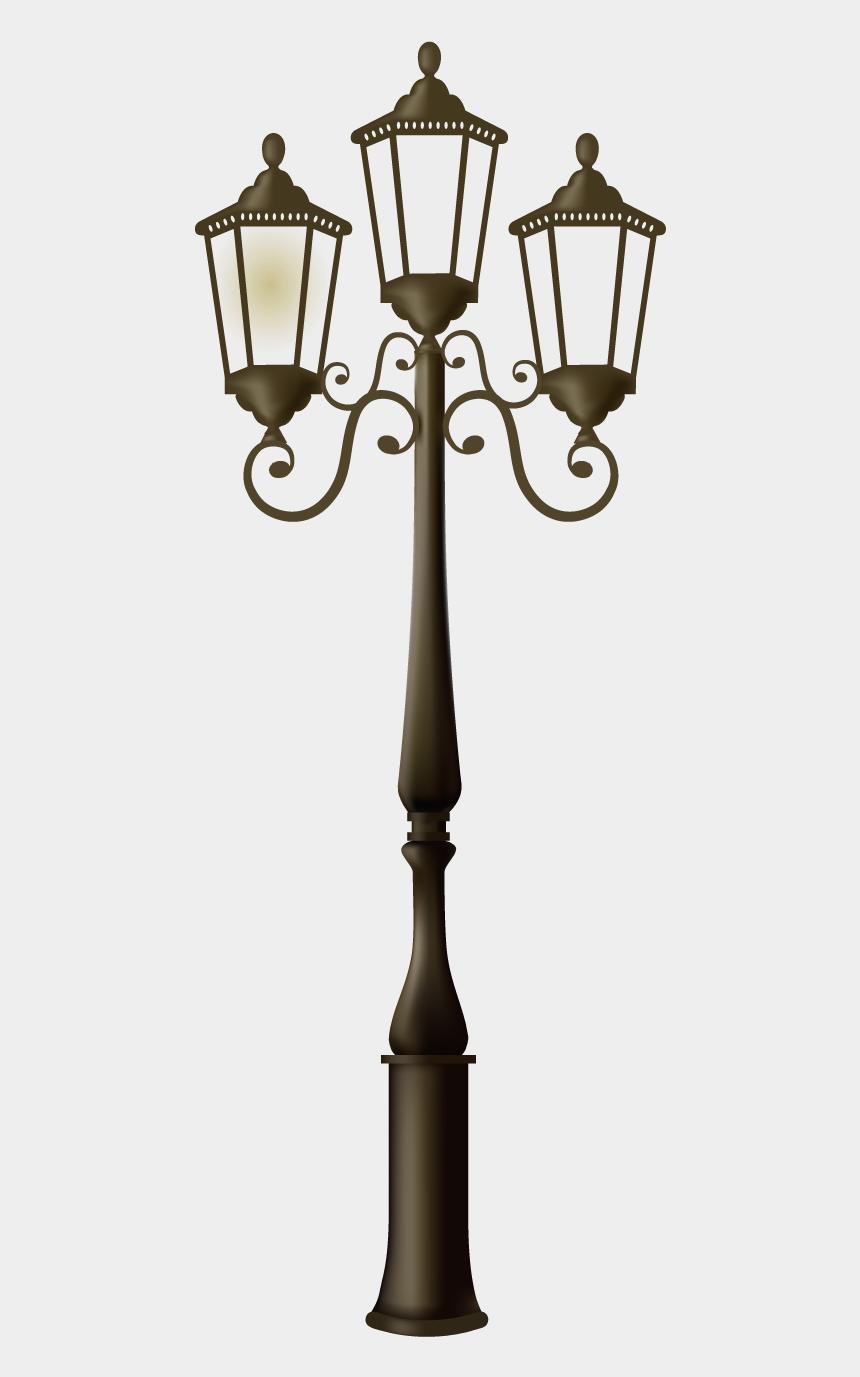 lighting clipart, Cartoons - Light Street Lighting Lights City Free Frame - Street Light Vector Png