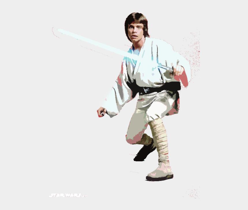 tkd clipart, Cartoons - Luke Skywalker Cliparts - Star Wars Luke Skywalker