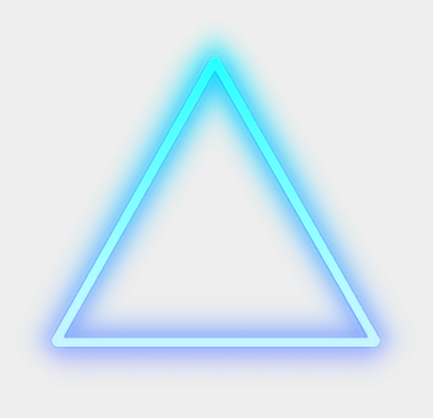 glow clipart, Cartoons - Triangle Png Glow - Picsart Png Background