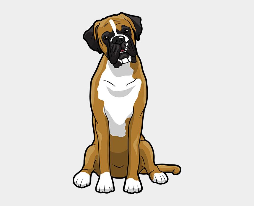 Boxer Emoji Stickers Messages Sticker 3 Dog Boxer Cartoon Cliparts Cartoons Jing Fm