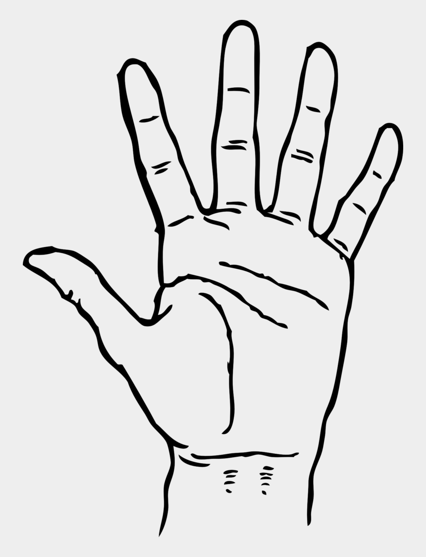 hands shaking clipart, Cartoons - Graphic Royalty Free Stock Hand Clipart Black And White - Hand Pic Black And White