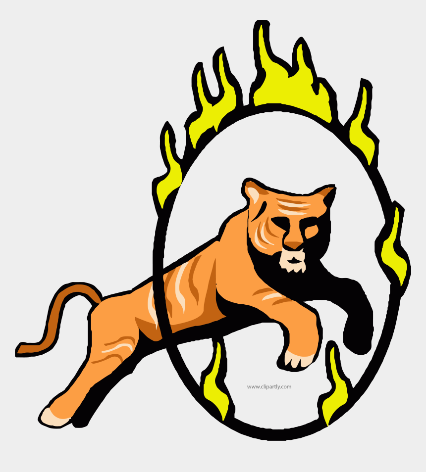 house fire clipart, Cartoons - Circus Tigger Fire Clipart Png - Circus Images Clip Art