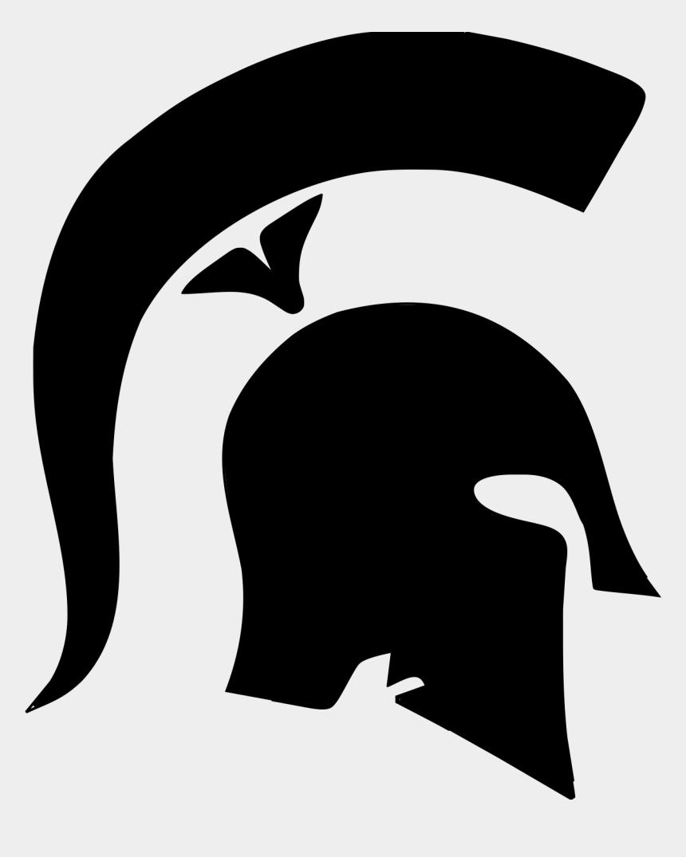 trojan helmet clipart, Cartoons - School Logo - Michigan State University College Of Engineering Logo