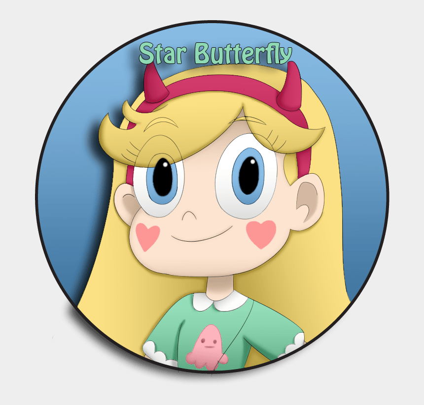 good vs evil clipart, Cartoons - Star Butterfly From Star Vs Forces Of Evil On A - Star Vs Las Fuerzas Del Mal Pines