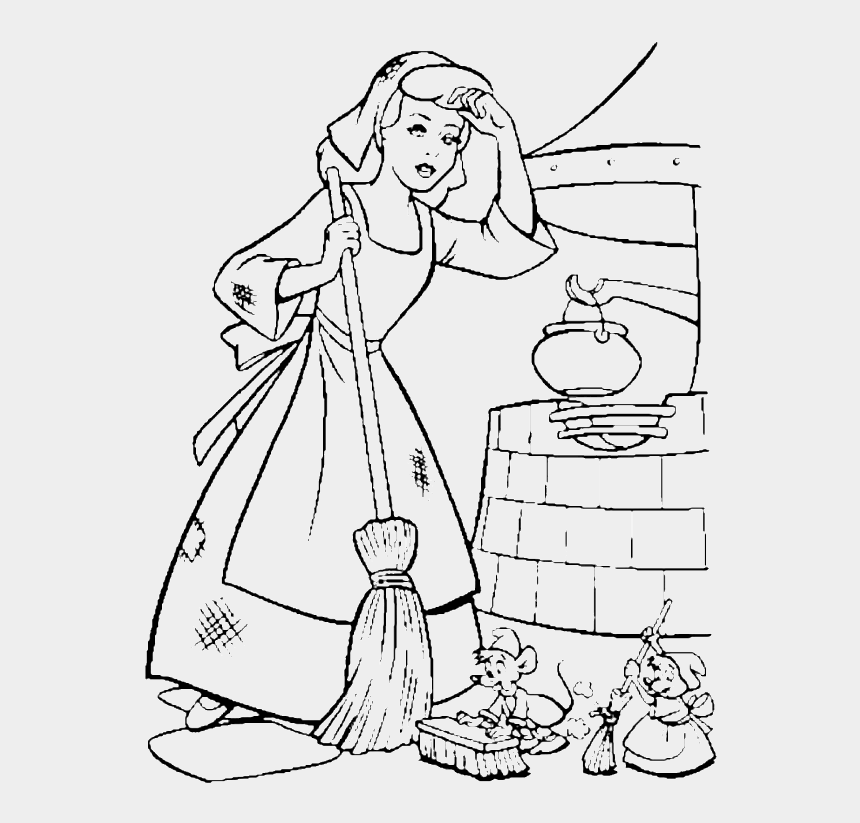 servant clipart, Cartoons - Drawing Of A Servant