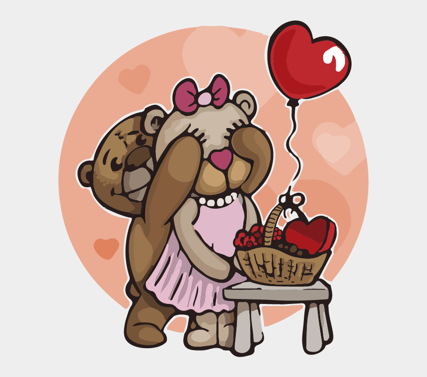 romantic clipart, Cartoons - Storybook Witches Snow White, Sleeping Beauty, Wizard - Teddy Bear Love Png
