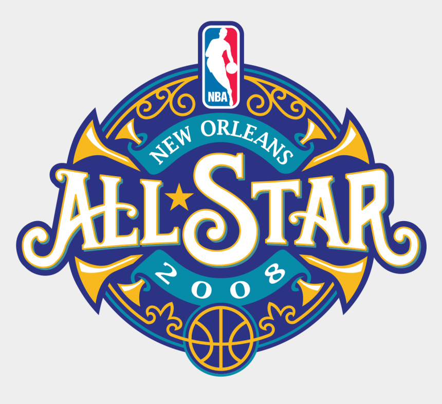 basketball player dunking clipart, Cartoons - 2008 Nba All-star Game - Nba All Star