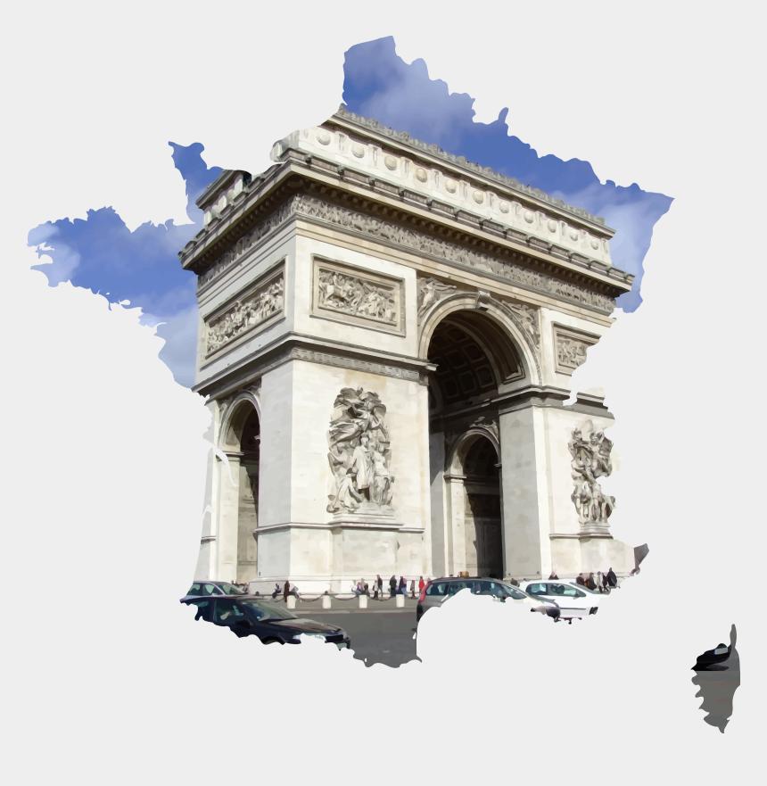 arc de triomphe clipart, Cartoons - Arc De Triomphe