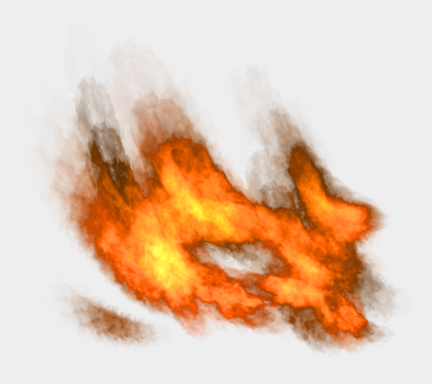 fire flames clipart, Cartoons - Fire Flames Clipart Fire Blast - Transparent Fire Jpg