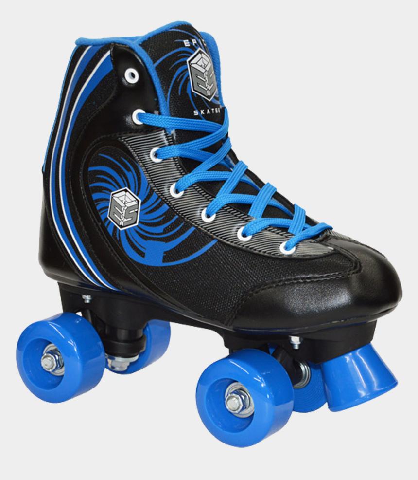skates clipart, Cartoons - Roller Skates Png Images Free Download Ⓒ - Blue Roller Skates Png
