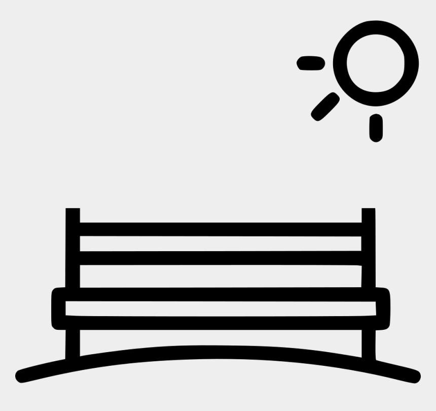 park bench clipart, Cartoons - Bench Beach Sun Svg Png Icon Free Ⓒ - Iconos De Rock And Roll Para Colorear