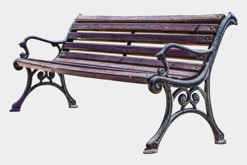 park bench clipart, Cartoons - Park, Bank, Wooden Bench, Rest, Bench, Seat - Sitting Bench Png