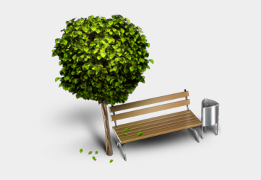 park bench clipart, Cartoons - Free Buildings Icons - Park Bench Icon
