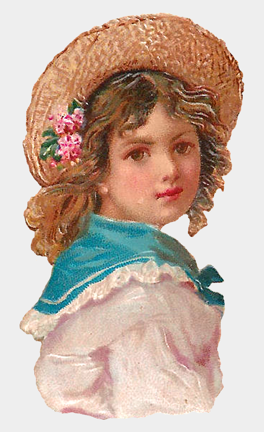 headdress clipart, Cartoons - The Second Digital Girl Image Shows Another Pretty - Girl