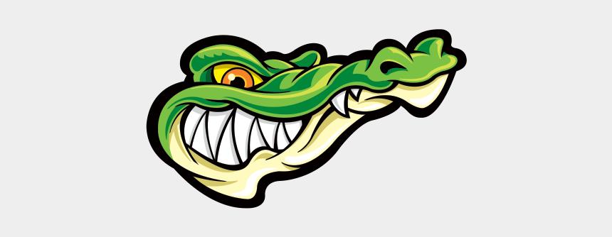 alligators clipart, Cartoons - Gator Clipart Alligator Head - Alligator Logo