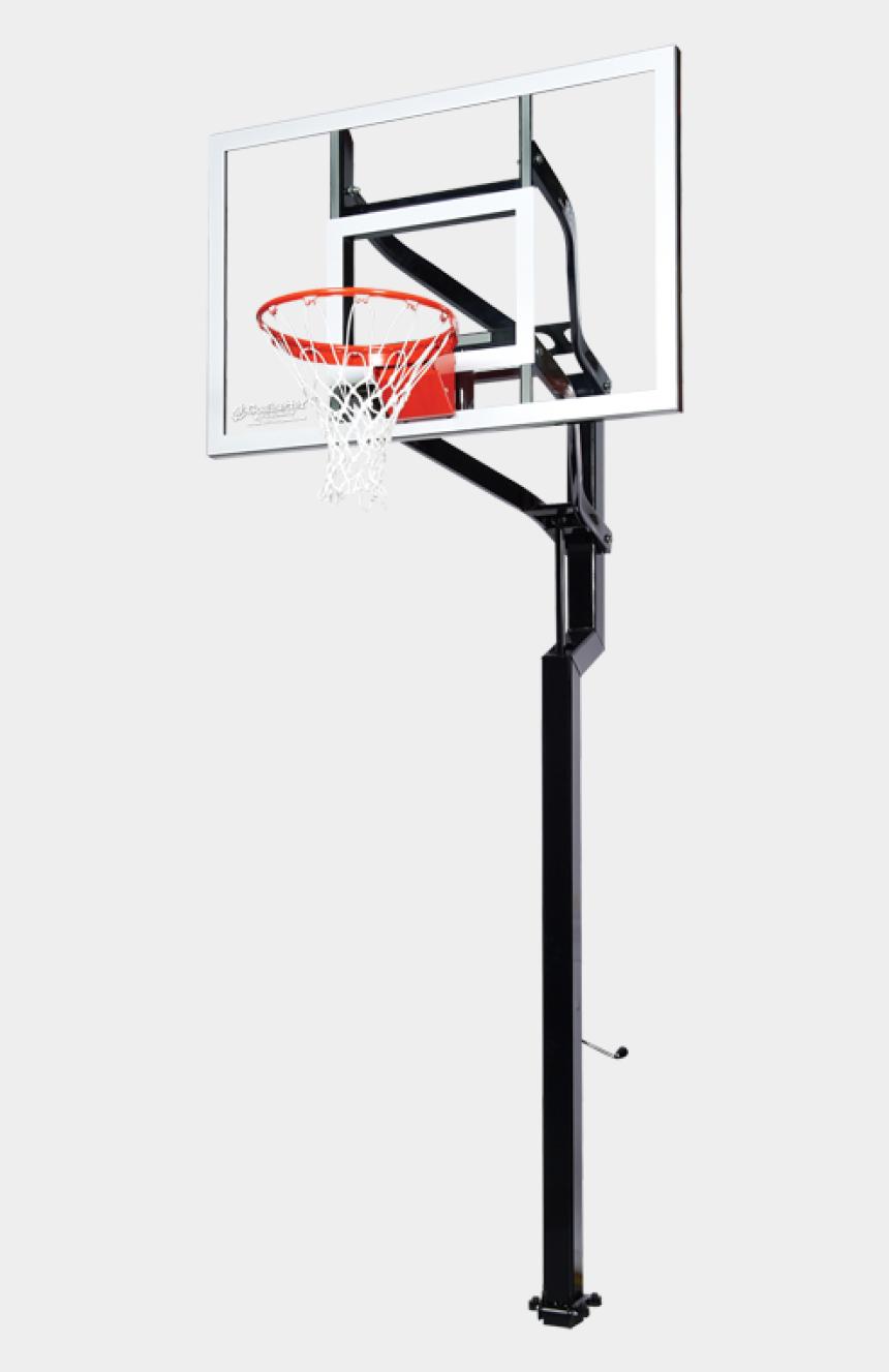 basketball hoop backboard clipart, Cartoons - Basketball Arena Goal Png - Goal Setter Basketball Hoops