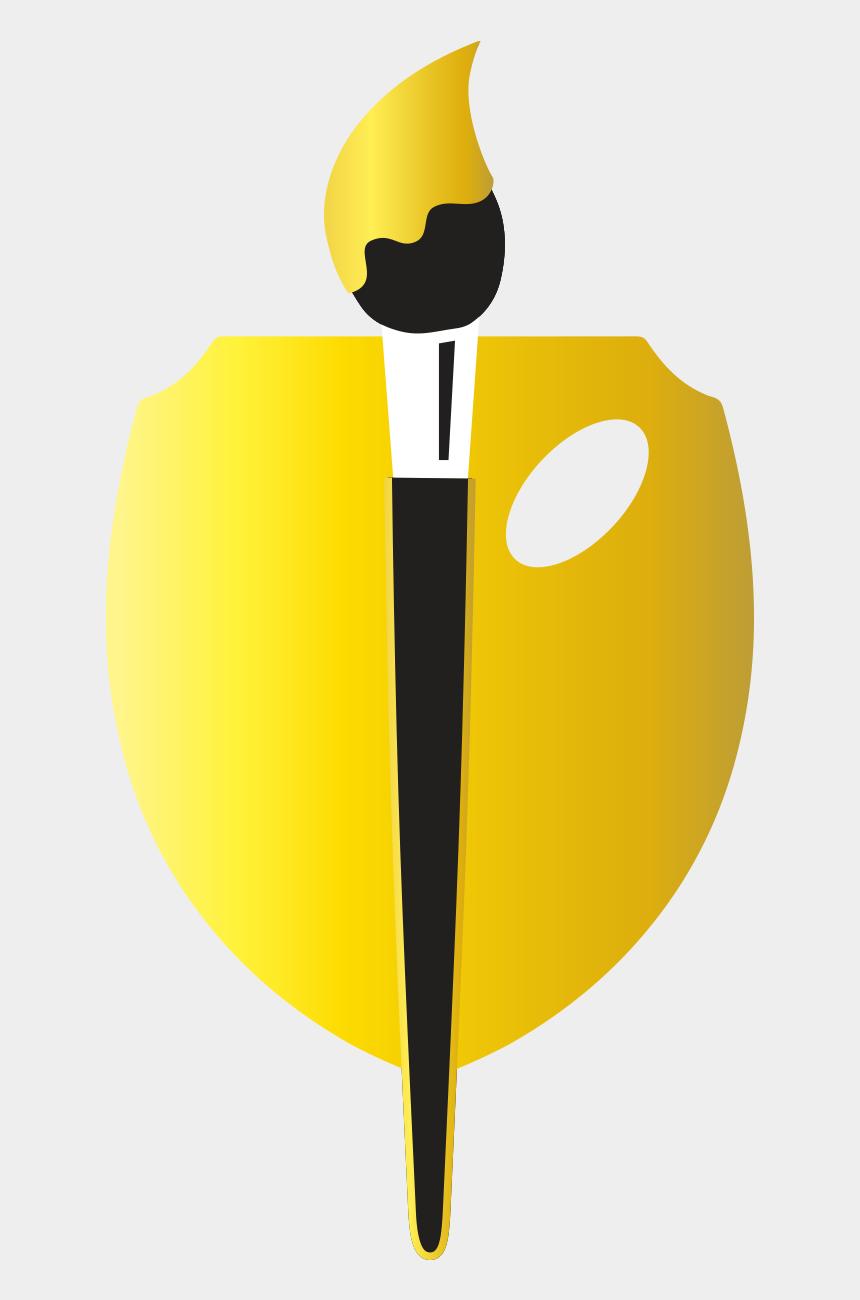 painting easel clipart, Cartoons - Metro Art Dept Painting Logo - Emblem