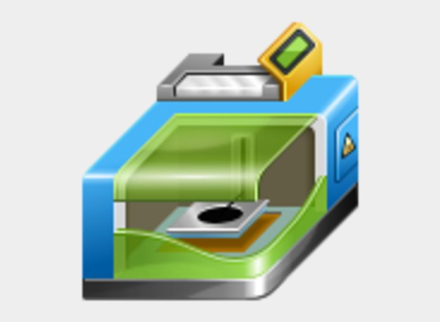 printer cliparts, Cartoons - D Printer Image - 3d Printing Folder Icon