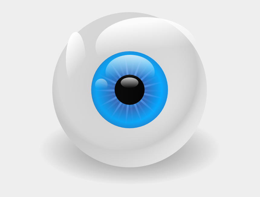 eye lash clipart, Cartoons - One Eye No Background