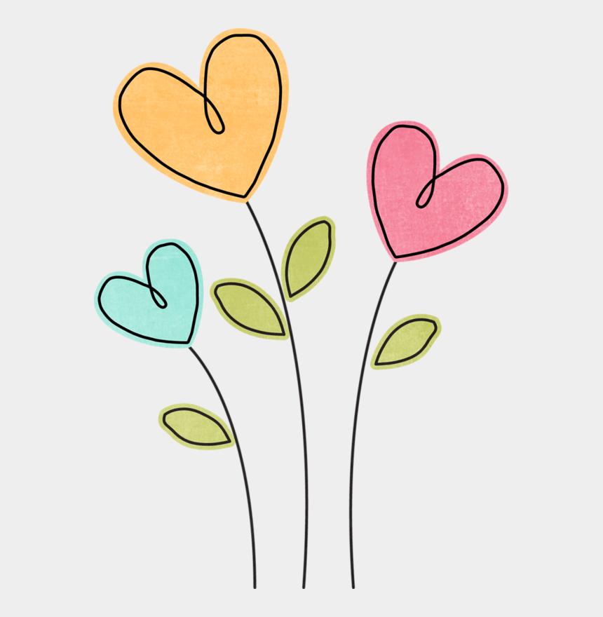 fine clipart, Cartoons - Heart Clip Art, Easy Paintings, Birthday Cake Card, - Flower Heart Clip Art