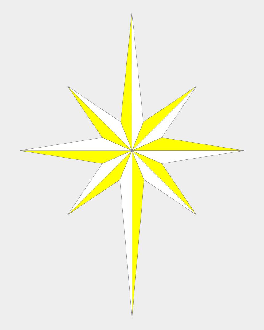 north star clipart, Cartoons - Bethlehem Star Clipart - Star Of Bethlehem Png