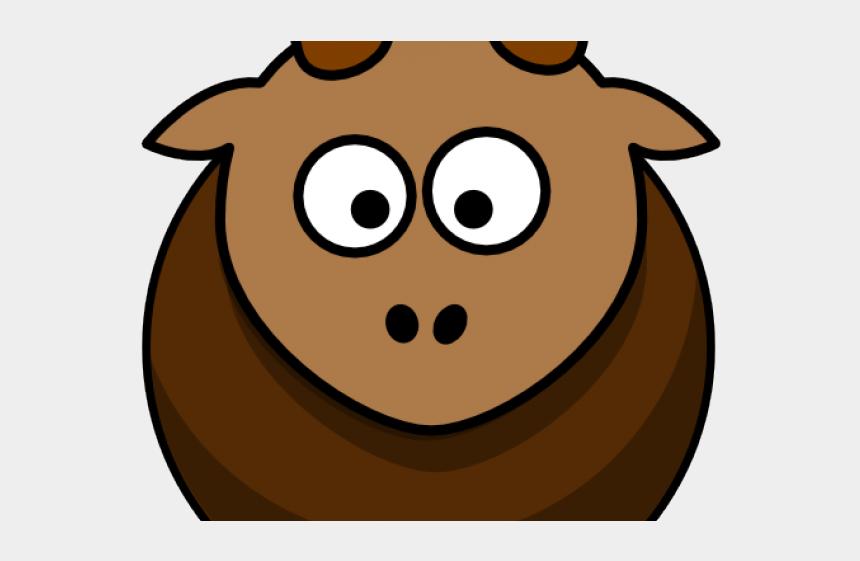 boer goat clipart, Cartoons - Original - Portable Network Graphics
