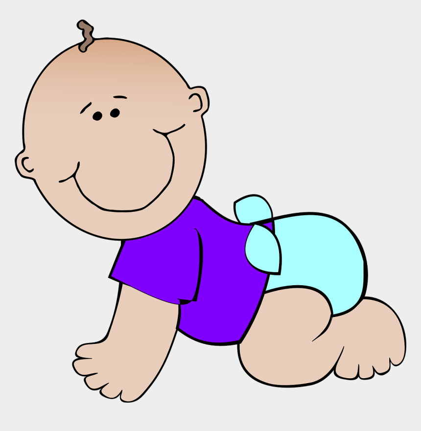 baby girl rattle clipart, Cartoons - Free On Dumielauxepices Net - Cartoon Baby In Diapers