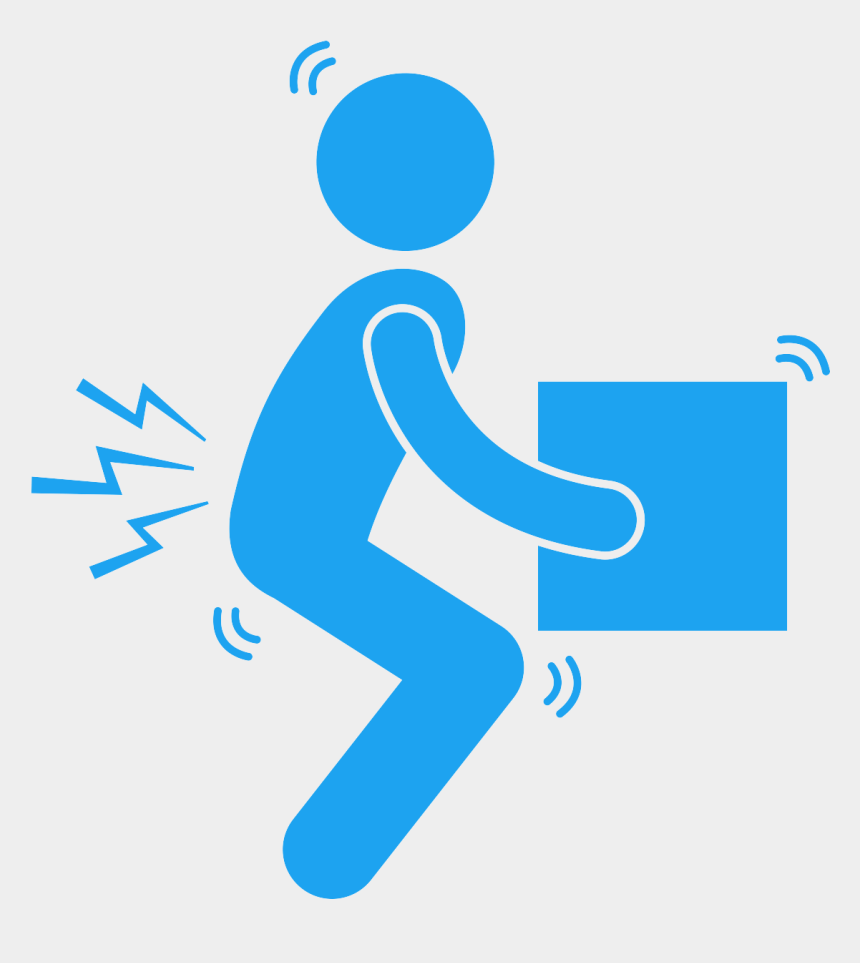 back pain clipart, Cartoons - Lower Back Pain Icon