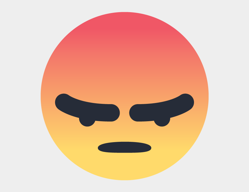 angry faces clipart, Cartoons - Angry Emoji Clipart Apple - Facebook Angry Emoji Png