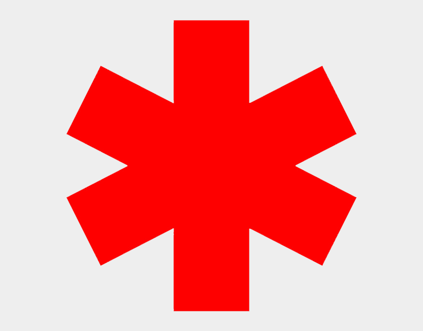 medical symbols clipart, Cartoons - Kisspng Star Of Life Symbol Emergency Medical Services - Vector Star Of Life Red