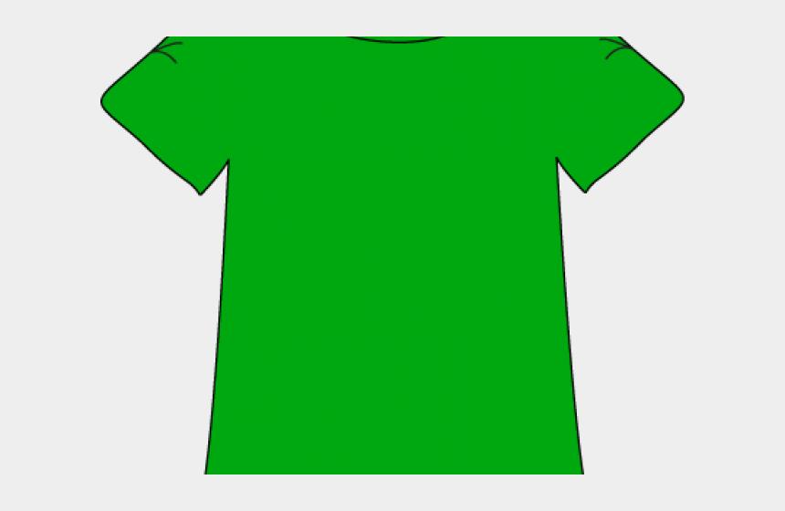 polo shirt clipart, Cartoons - Dress Shirt Clipart Blank - Colored T Shirt Clipart