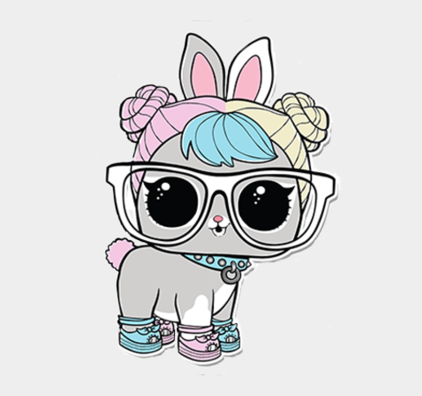 Lolsurprisepets Lol Surprise Pets Lol Pet Hop Hop Cliparts