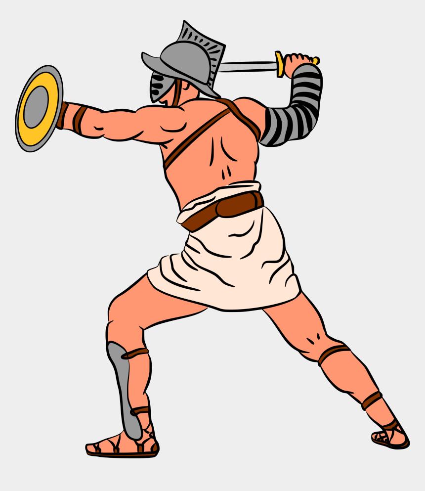 parthenon clipart, Cartoons - Image Royalty Free Library Ancient Gladiator Cartoon - Gladiators Cartoon Ancient Rome