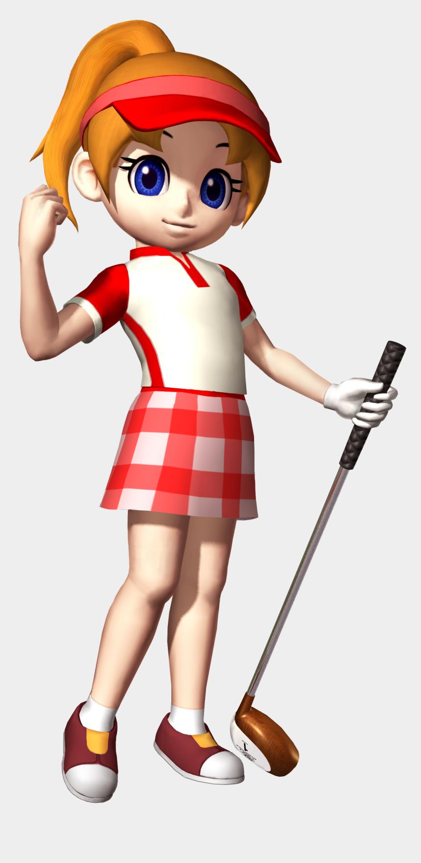 tour clipart, Cartoons - Yoshi Clipart Mario Golf Toadstool Tour - Mario Golf Advance Tour Ella
