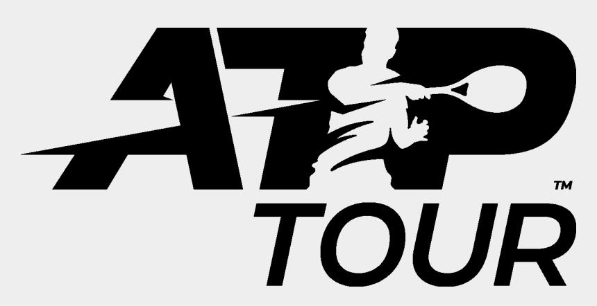 tour clipart, Cartoons - Atp Logo [world Tour] Png - Atp Tour Logo Png