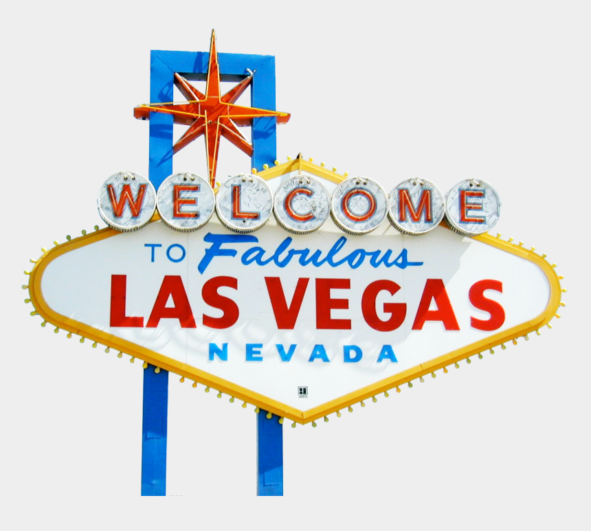 las vegas skyline clipart, Cartoons - Las Vegas Transparent Png Image - Las Vegas Sign Png