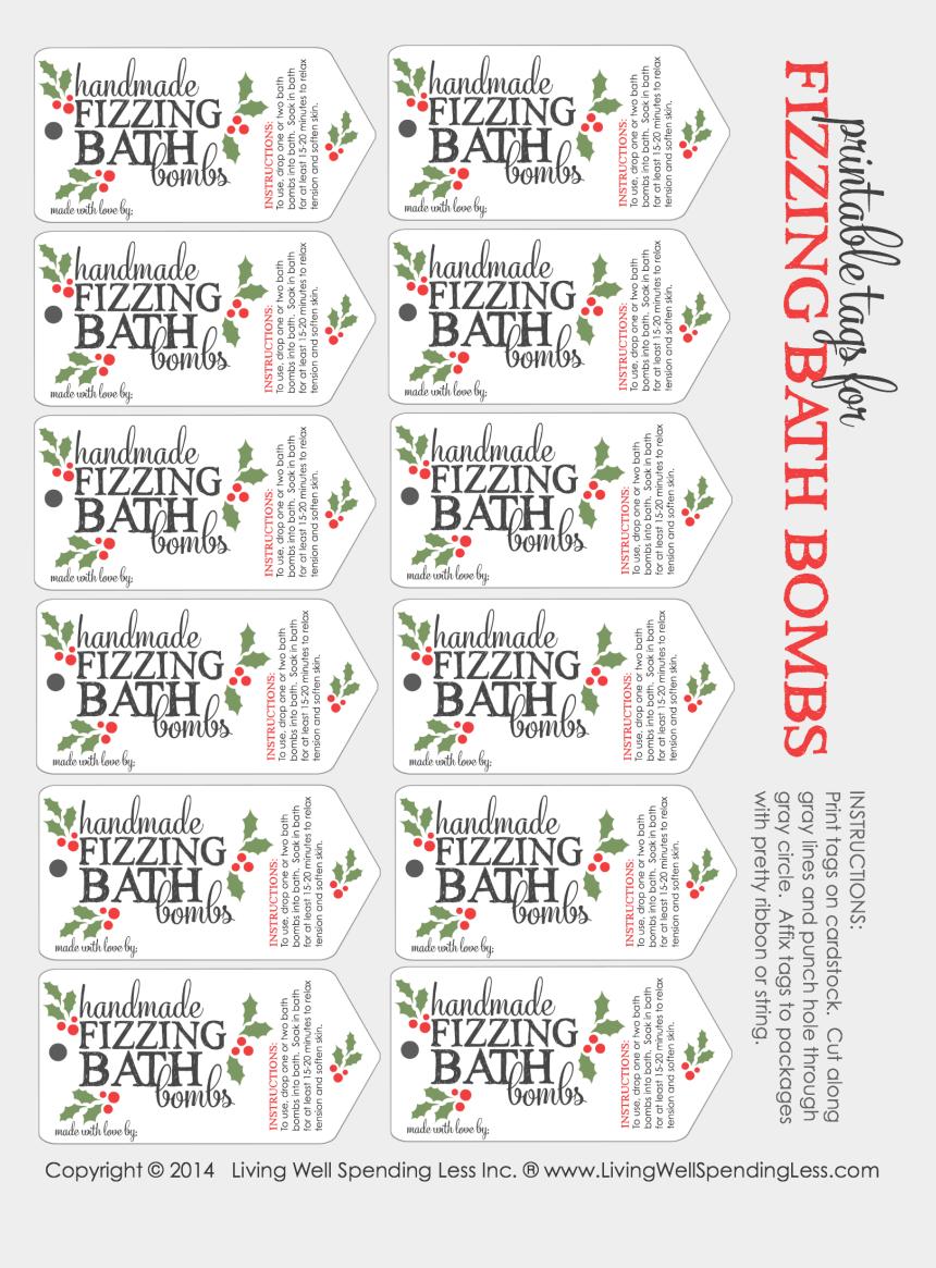 bath bomb clipart, Cartoons - Bath Bomb Printable Labels