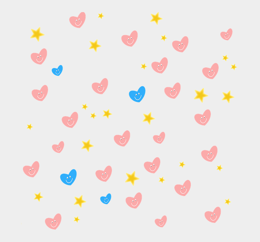 popular sovereignty clipart, Cartoons - Stars And Hearts Png