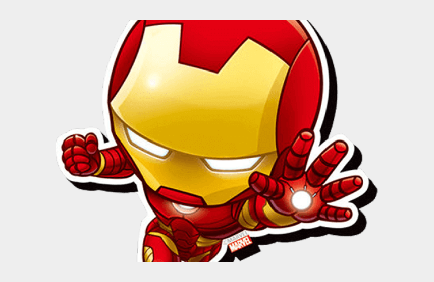 ironman clipart, Cartoons - Iron Man Cute Png