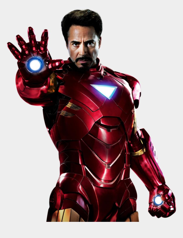 ironman clipart, Cartoons - Iron Man Robert Downey Jr Png