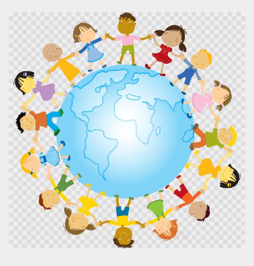 unity clipart, Cartoons - Unity World Clipart World Language Clip Art , Png Download - Kids Planet